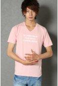 ハードウォッシュカラー半袖Tシャツ